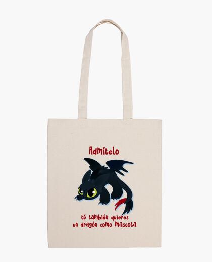 I want a pet dragon bag
