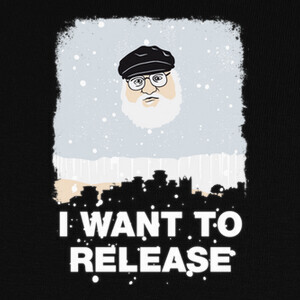 Camisetas I want to release
