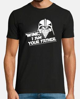 iayfwhitewine, io sono your father - nero uomo