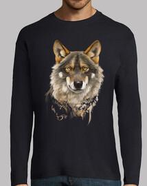 Iberian wolf 1