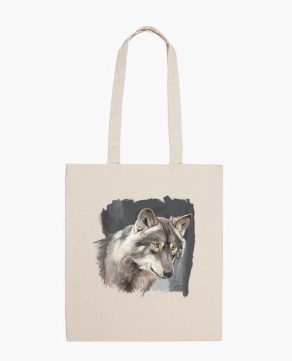 Iberian wolf 2 bag