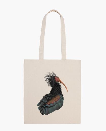 Bolsa Ibis eremita