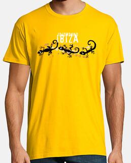 Ibiza lizards