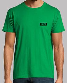 IBIZA PLUS Hombre, manga corta, verde pradera, calidad extra