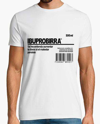Camiseta ibuprobirra