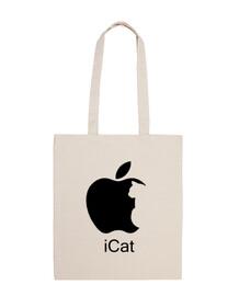 iCat (negro)