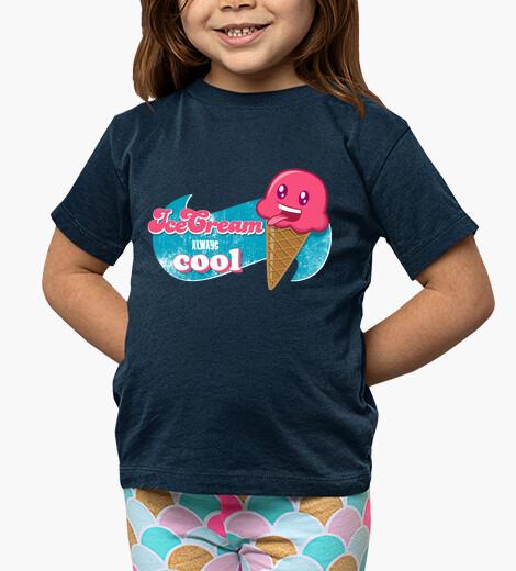Ropa infantil Ice Cream Always cool