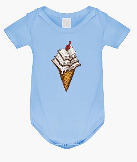 Vêtements enfant Ice Cream Books