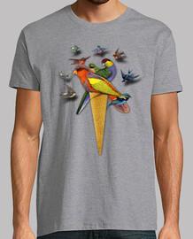 ice cream of birds