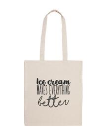ice cream rende tutto better