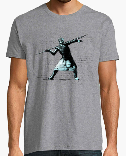 Ice spear throw camiseta