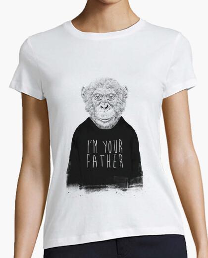 T-Shirt ich bin dein vater