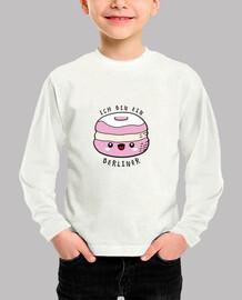 ich bin ein berliner kids t-shirt