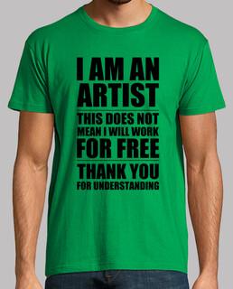 ich bin ein künstler