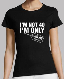 ich bin nicht 40, 1980