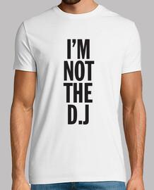 ich bin nicht der dj