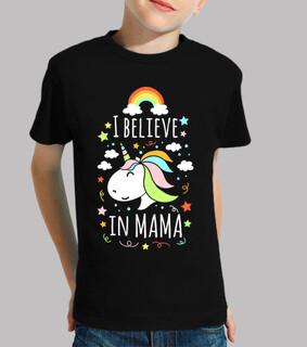 ich glaube an mama mama