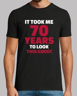Ich habe 70 Jahre gebraucht um so gut a
