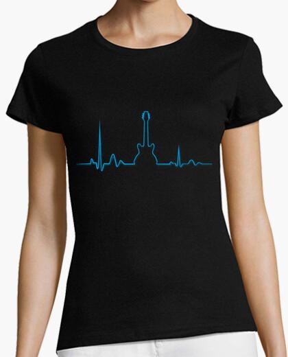 T-Shirt ich lebe rock