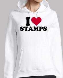 ich liebe dich Briefmarken