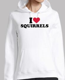 ich liebe dich Eichhörnchen