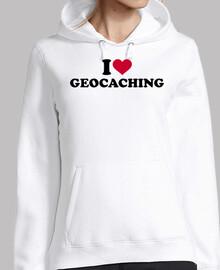 ich liebe dich Geocaching