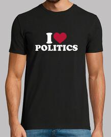 ich liebe dich Politik