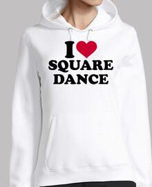 ich liebe dich Square Dance