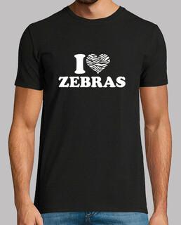ich liebe dich Zebra