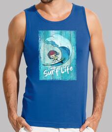 Ich werde das Leben surfen
