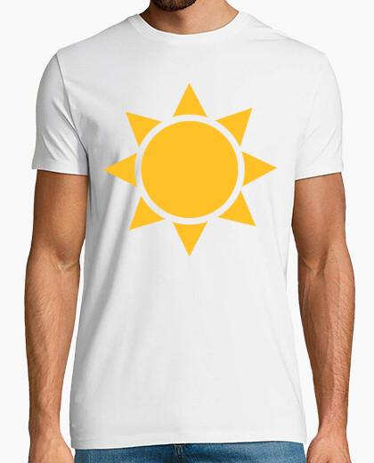 T-shirt icona del sole