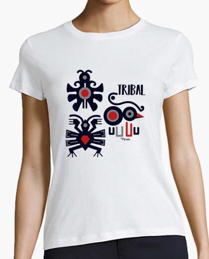 Tee-shirt icônes tribales cmb