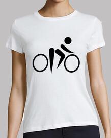 icono de ciclo de la bicicleta