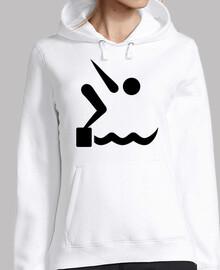 icono de natación