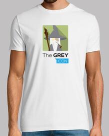 Iconshirt: The Grey Icon