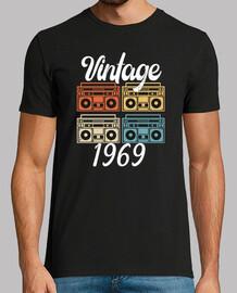 idée cadeau d'anniversaire vintage 1969