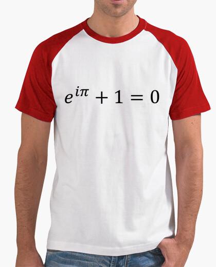 Tee-shirt identité euler