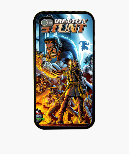 Identity Stunt - Phonecase iphone cases