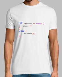 IF Programación - Cielo-Infierno (Blanco)