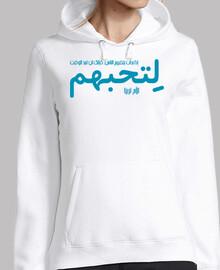 if you judge people (arabic)