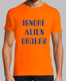ignorieren alien aufträge - halt und feuer fangen