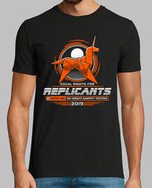 igualdad de derechos para replicantes