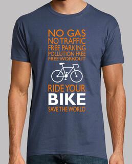 ihr fahrrad fahren