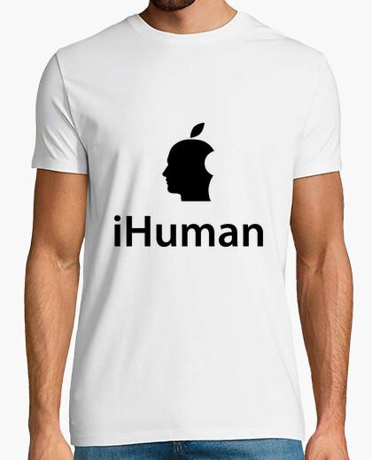 Camiseta iHuman (chico)
