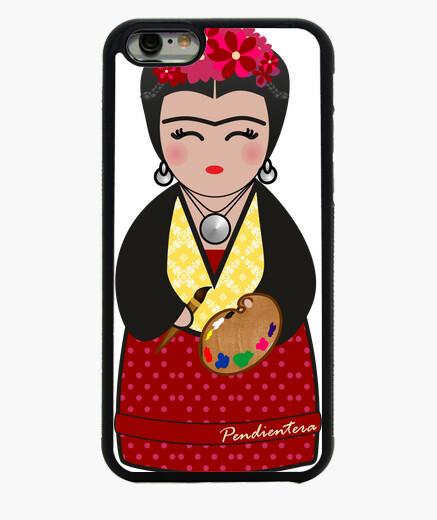 Coque Iphone 6 / 6S iii kokeshi frida