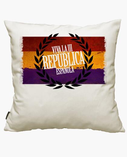 Funda cojín III República