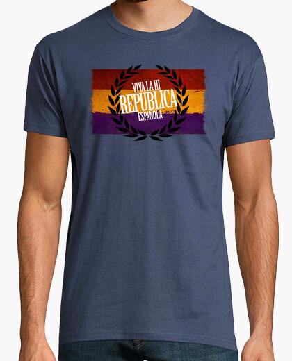 Camiseta III República (chico o chica)