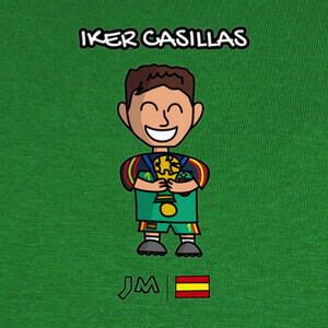 Camisetas Iker Casillas - Portero Español