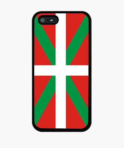 Funda iPhone Ikurriña - Euskadi