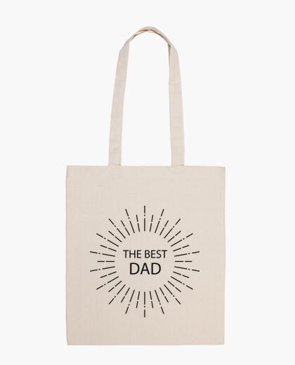 Borsa il best dad nero
